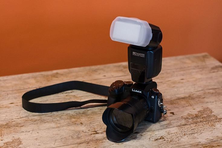 photos with flash