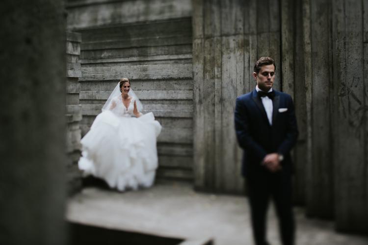 photography tilt shift wedding marriage couple portrait