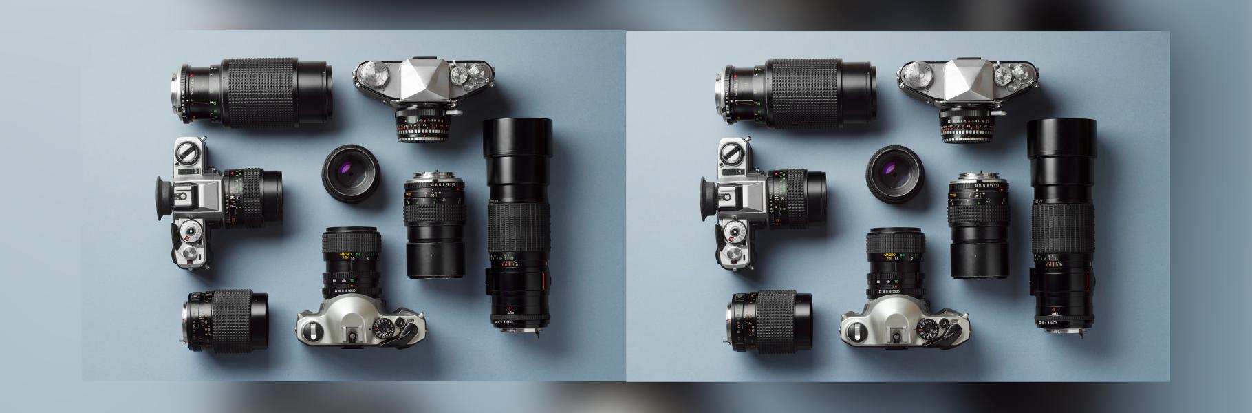 c270acec59 Tipos de lentes para tu cámara fotográfica | Crehana