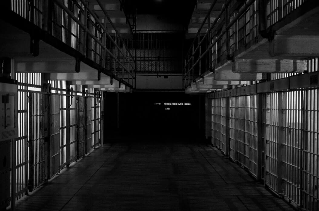 black-white-jail-cells