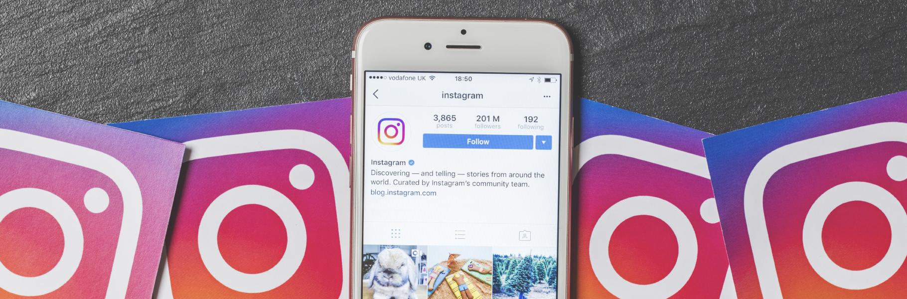 La cuentas que debes seguir en Instagram