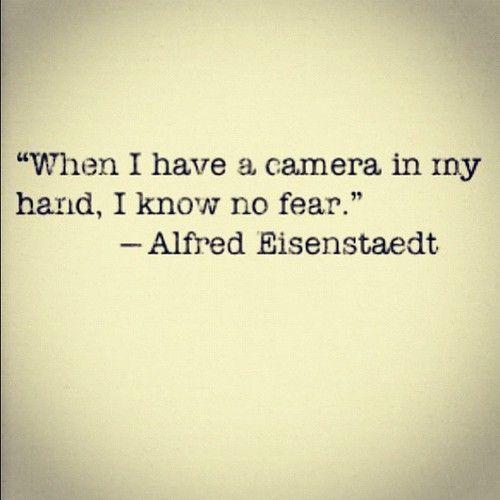 phrase Alfred Eisenstaedt
