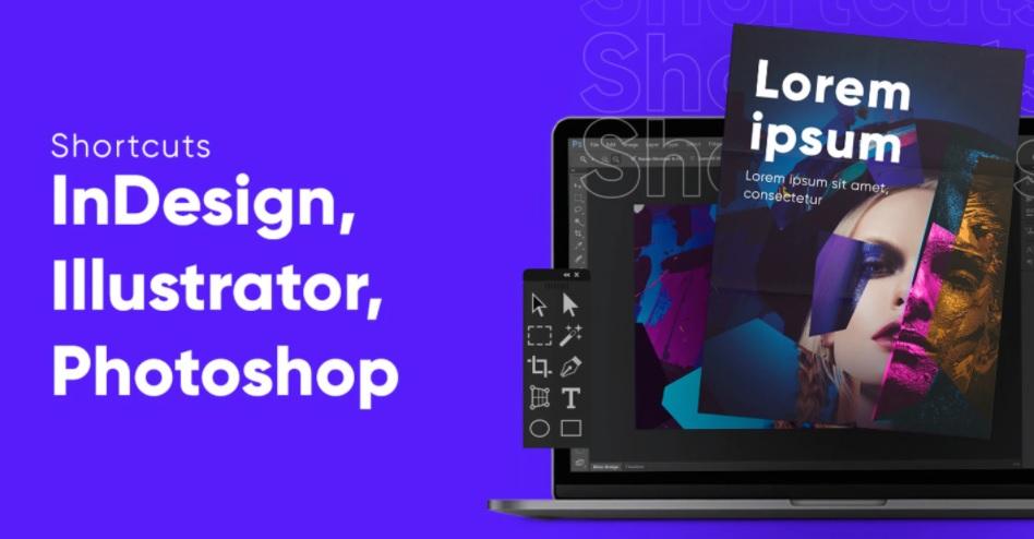Comenzi rapide ale InDesign, Illustrator și Photoshop
