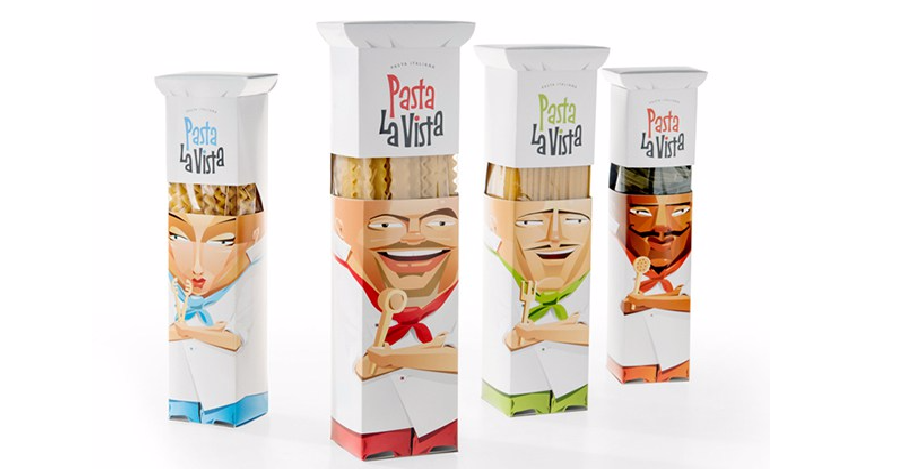 Ideas de packagings creativos para comida
