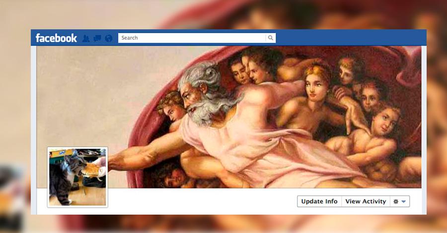 11 ideas creativas para tu perfil de Facebook