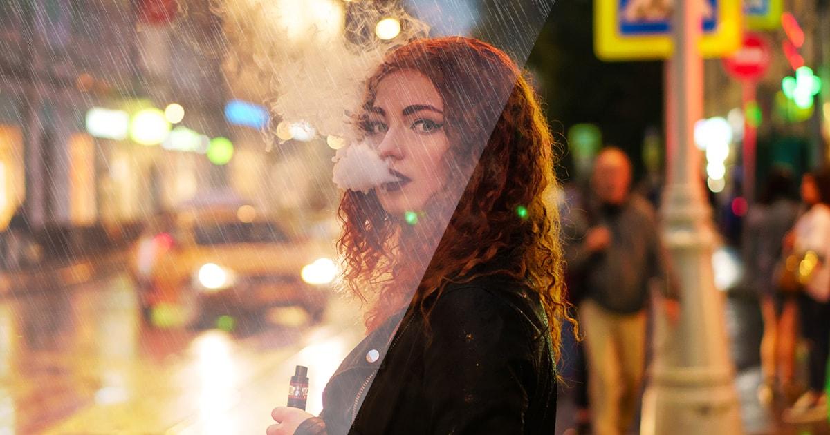 Cinematic Rain Effects crehana