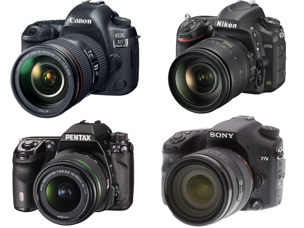 reflex cameras
