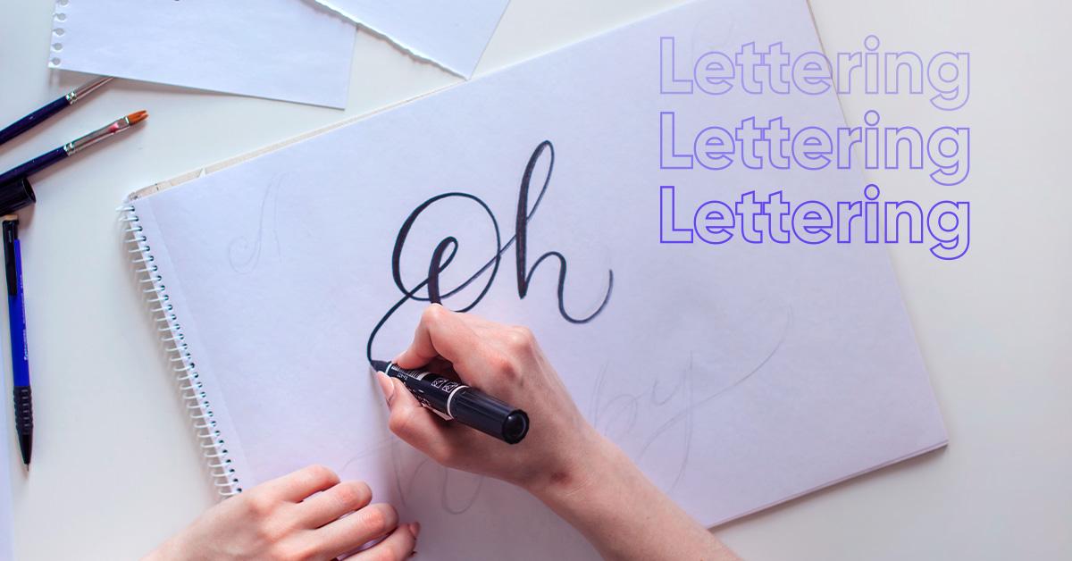 guía de lettering desde cero