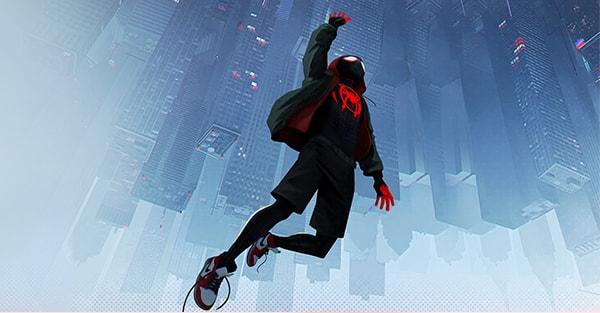 """5 razones por las que """"Spiderman: Un Nuevo Universo"""" ganó el Globo de Oro"""