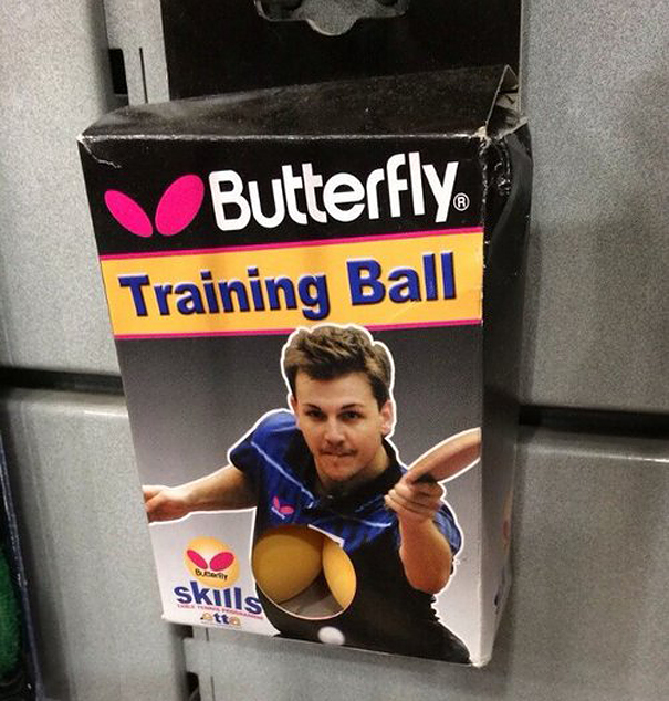 butterfly packaging fail