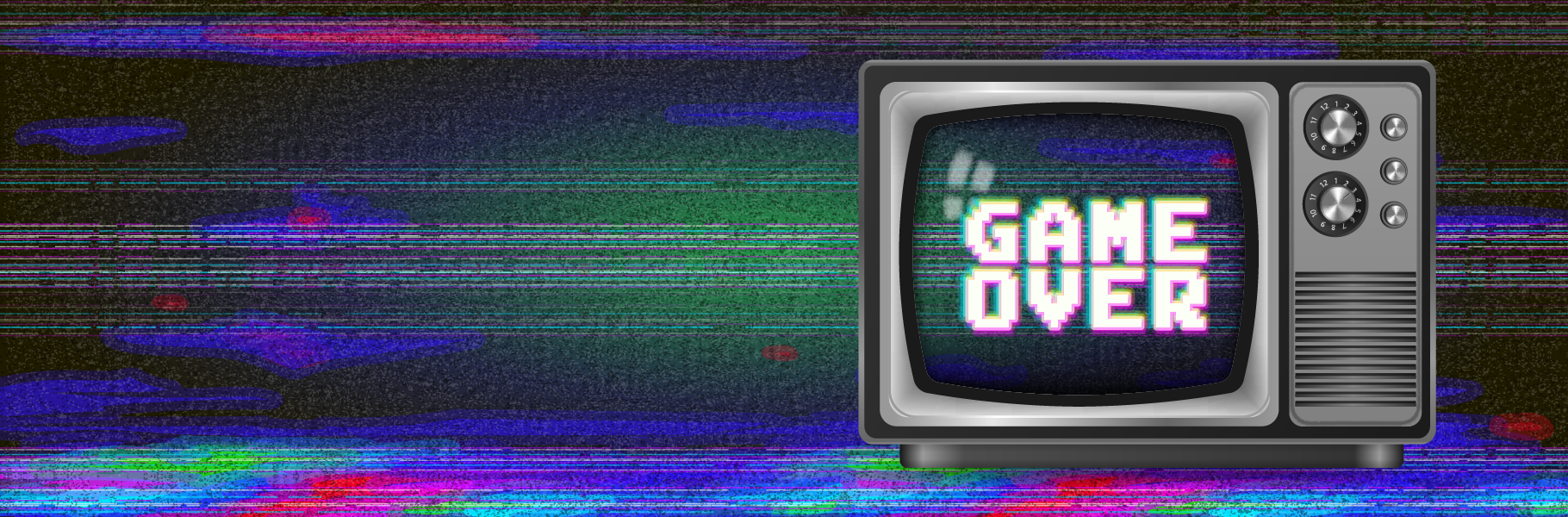 Crean una consola de juegos retro con forma de televisor portátil