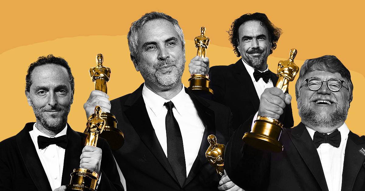 La racha de los artistas mexicanos en los Oscars ¿Los recuerdas?