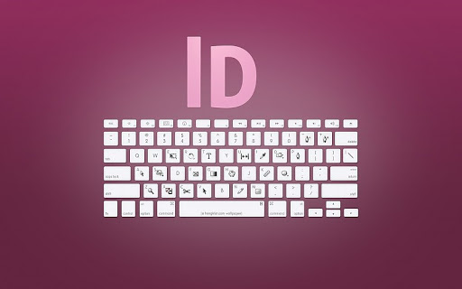 shortcuts Indesign