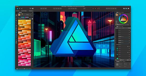 Qué es affinity designer: la alternativa a Illustrator que da que hablar