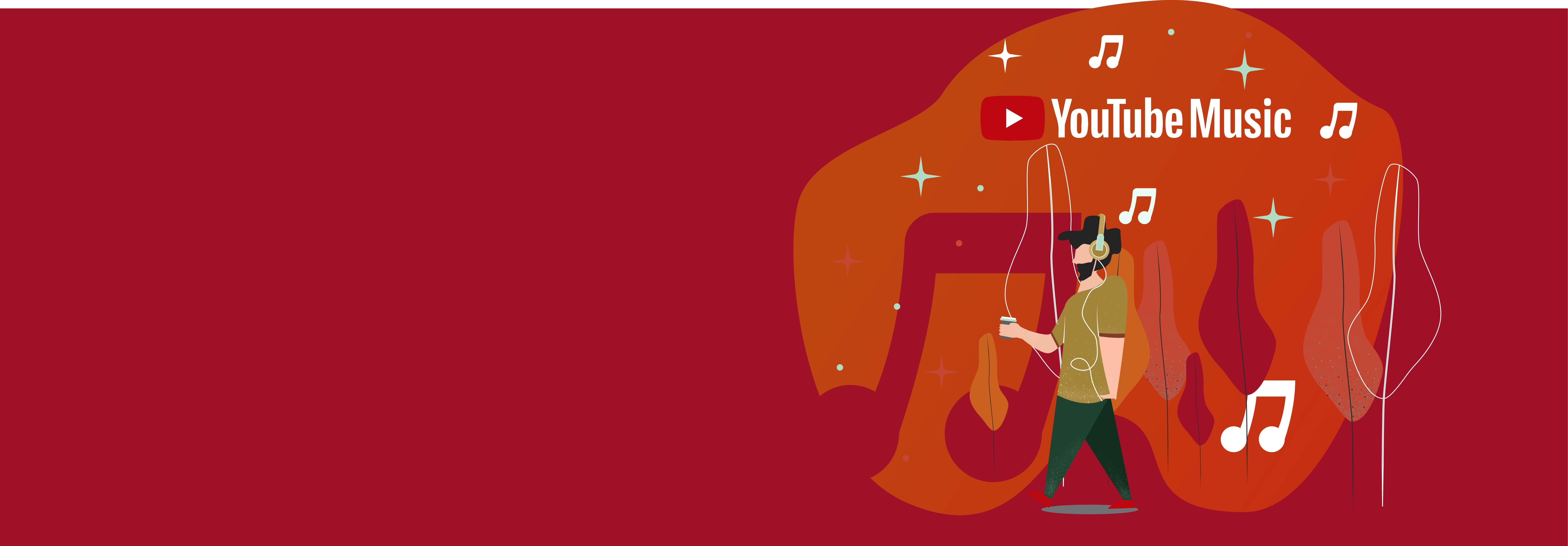 Llega YouTube Music y Premium. ¿Los conoces?