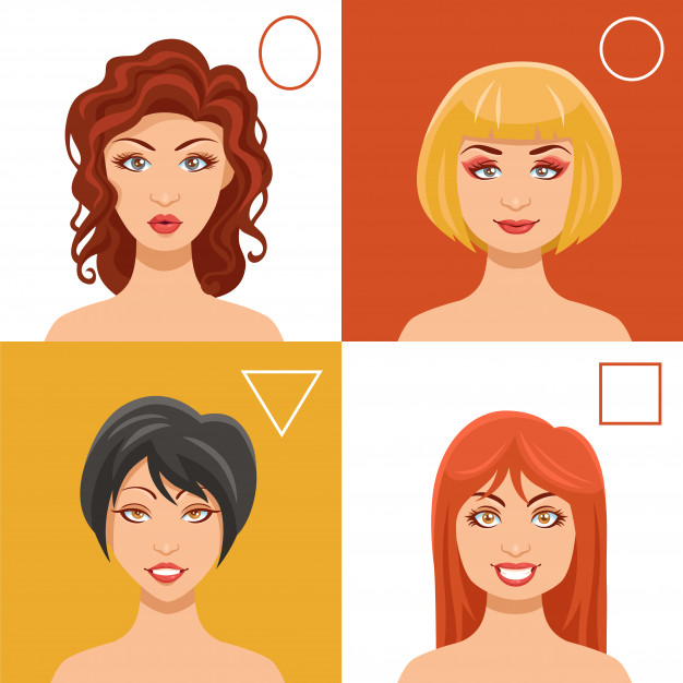 types of face contouring