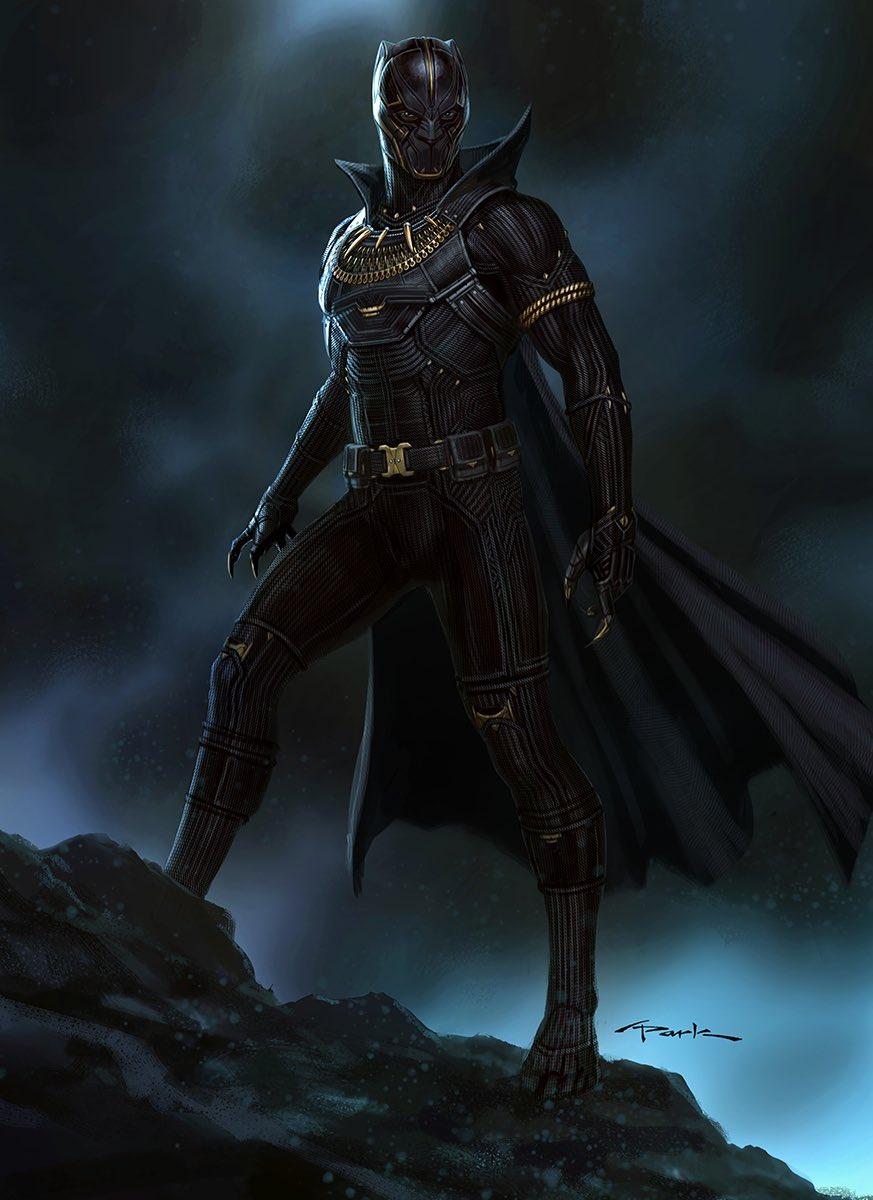 traje alternativo de black panther filtrado