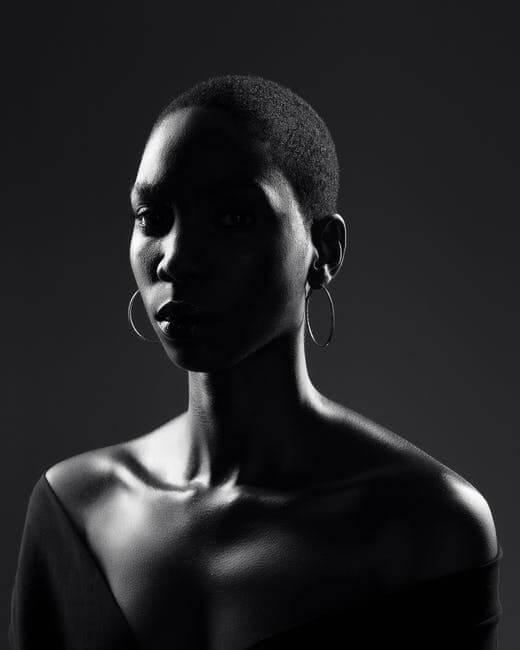 black-white-portrait