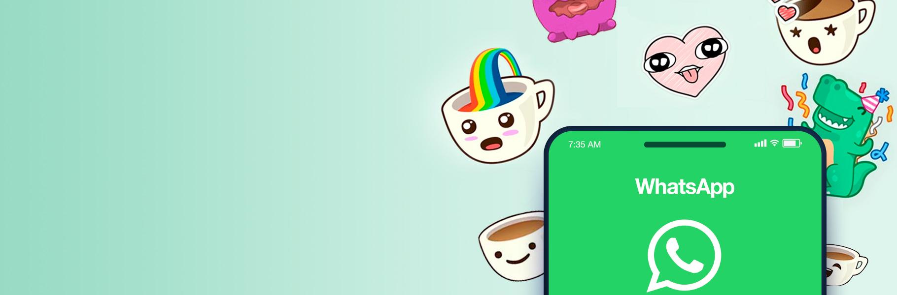Haz tus stickers para Whatsapp
