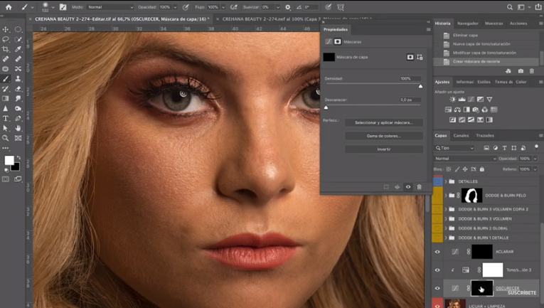 How to edit photos in Photoshop: Dodge and Burn technique