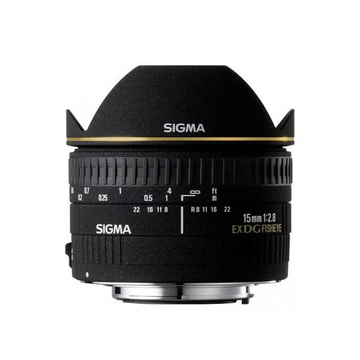 sigma-objective-fish-lens