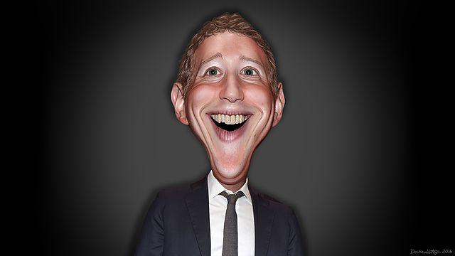 El buen Mark Zuckerberg (?)