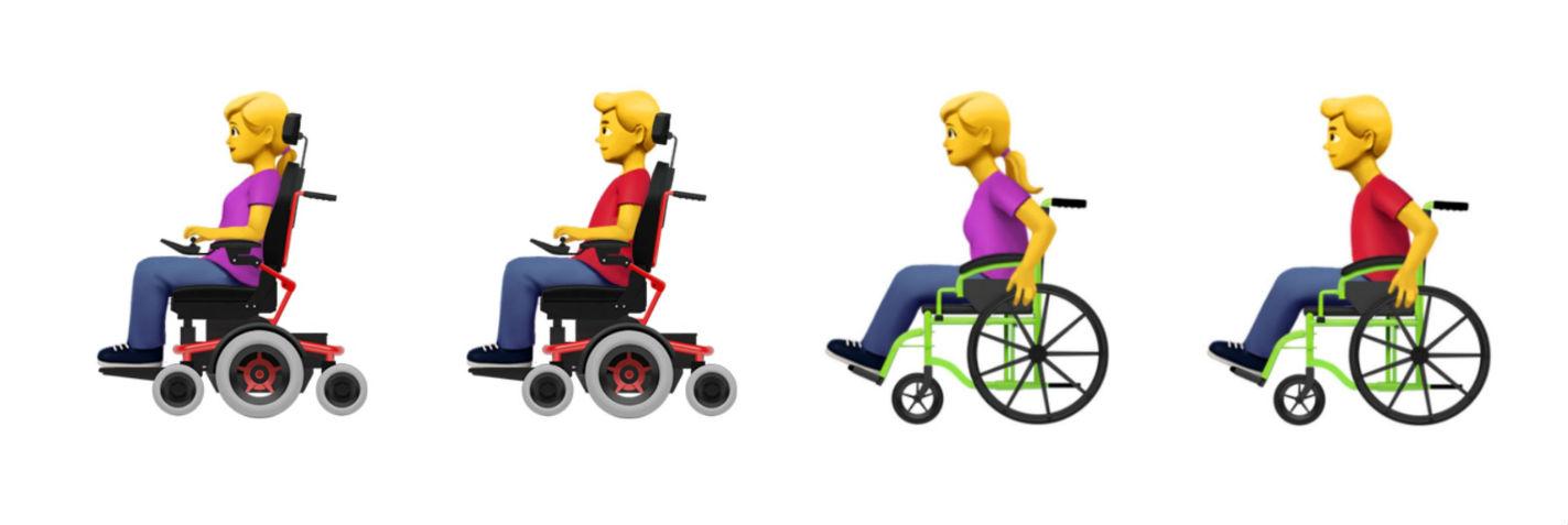 emojis para discapacitados