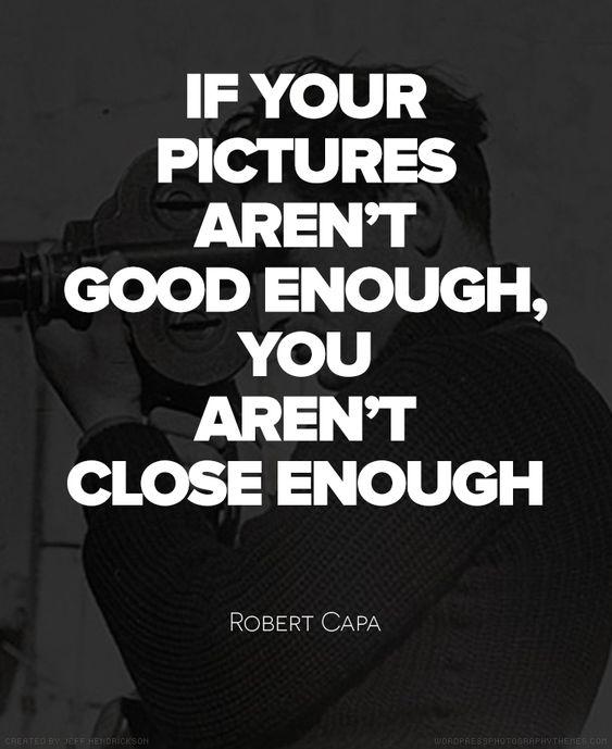 phrase Robert Capa