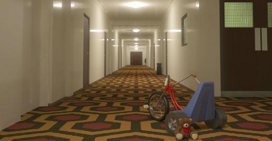 """El Hotel de """"El Resplandor"""" regresa en un video que se merece un Oscar"""