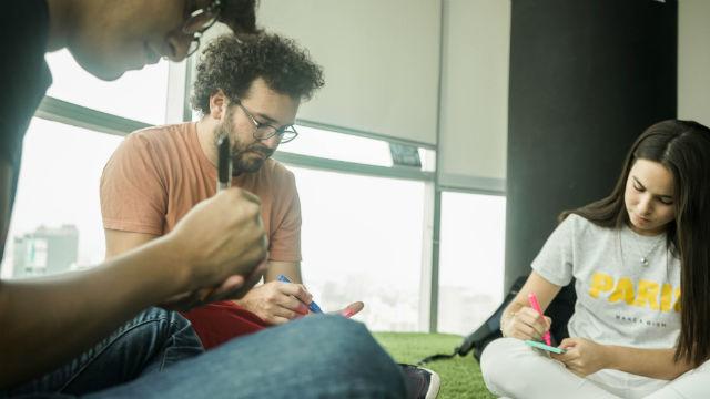 aprendiendo design thinking con gonzalo perez