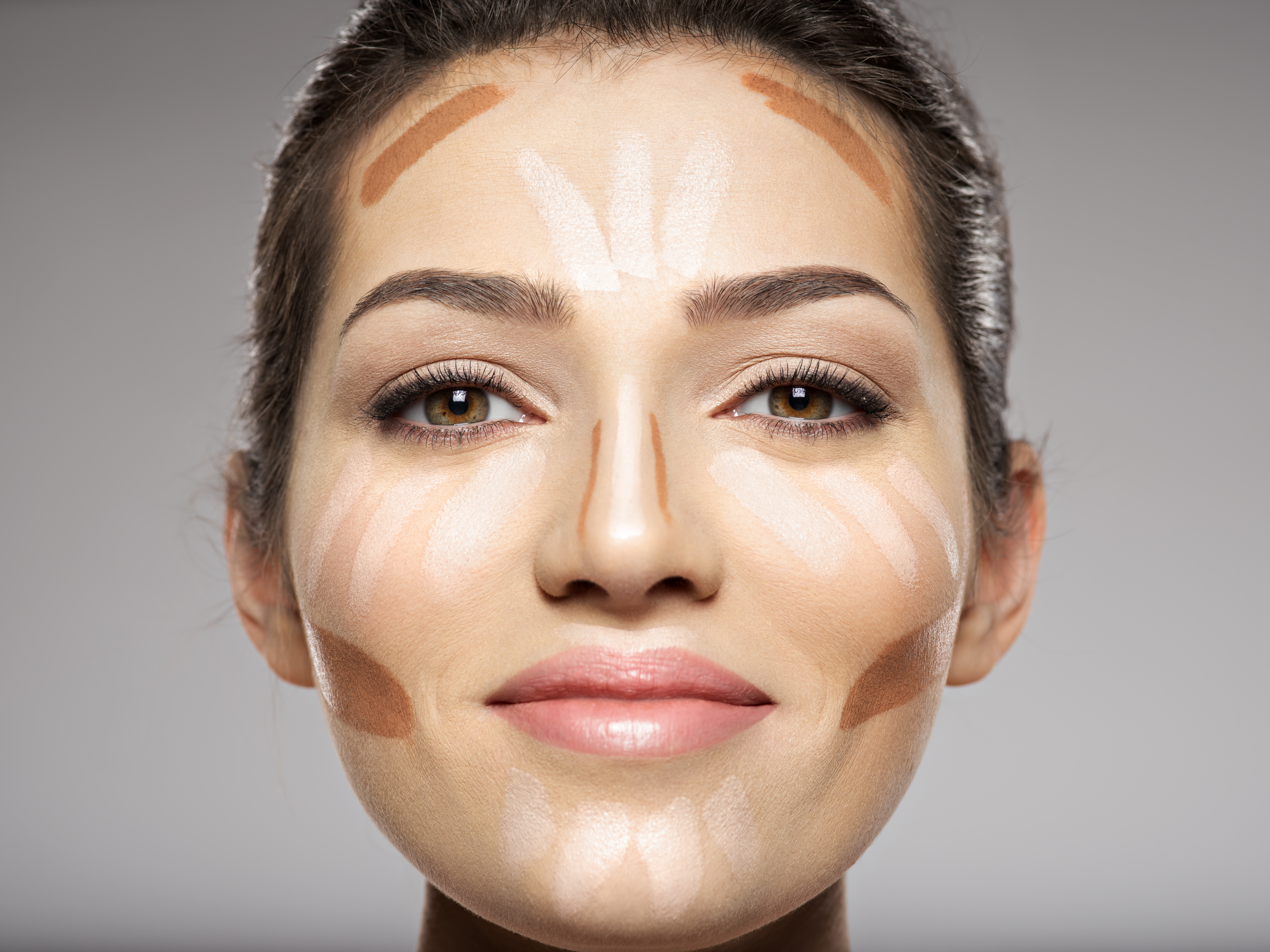 how to contour step by step