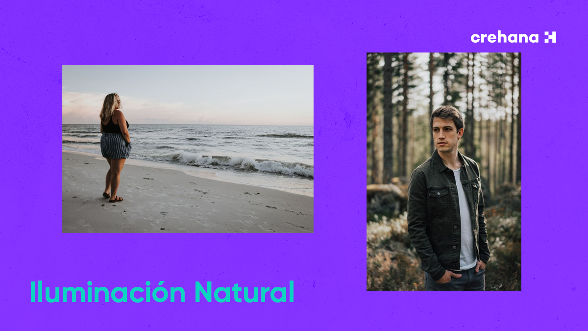 photos with natural lighting