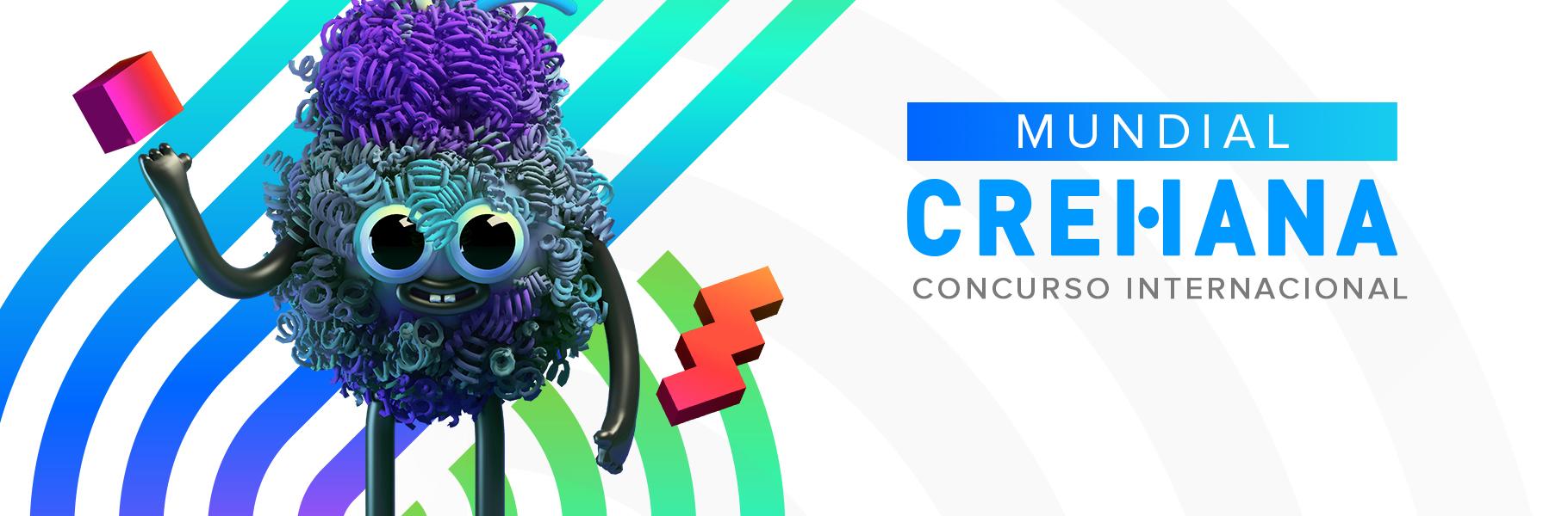 ¡Empezó el #MundialCrehana! Participa y llévate la Copa Creativa