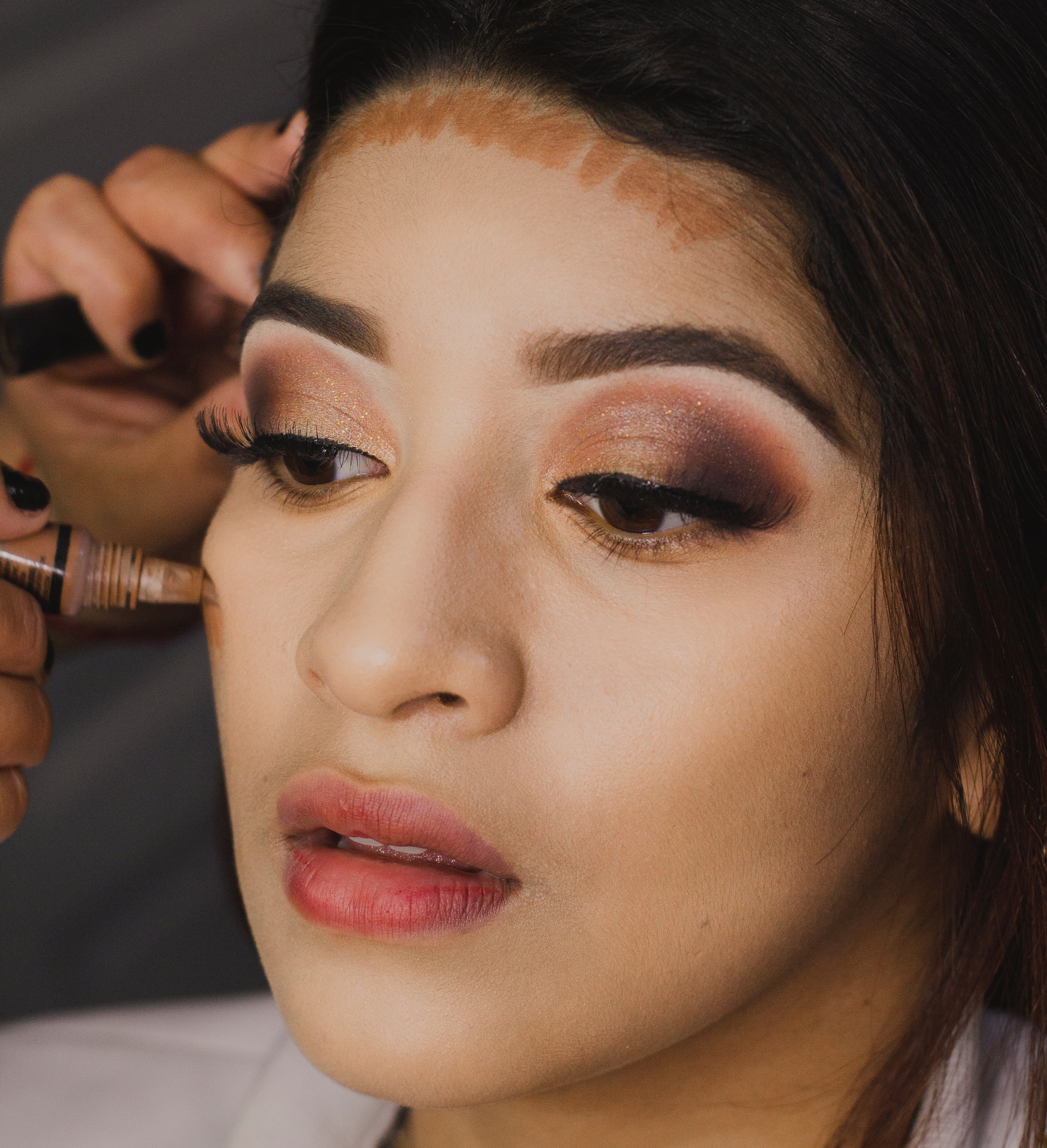 contouring in makeup