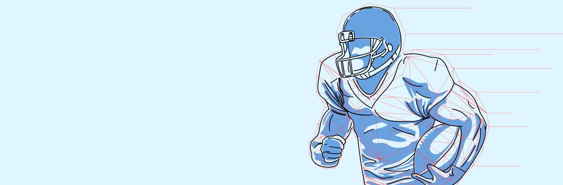 El logo de los mejores Super Bowls ¿Cuál es tu edición favorita?