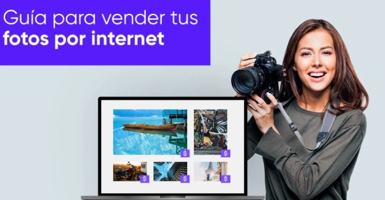 Guide to sell photos online