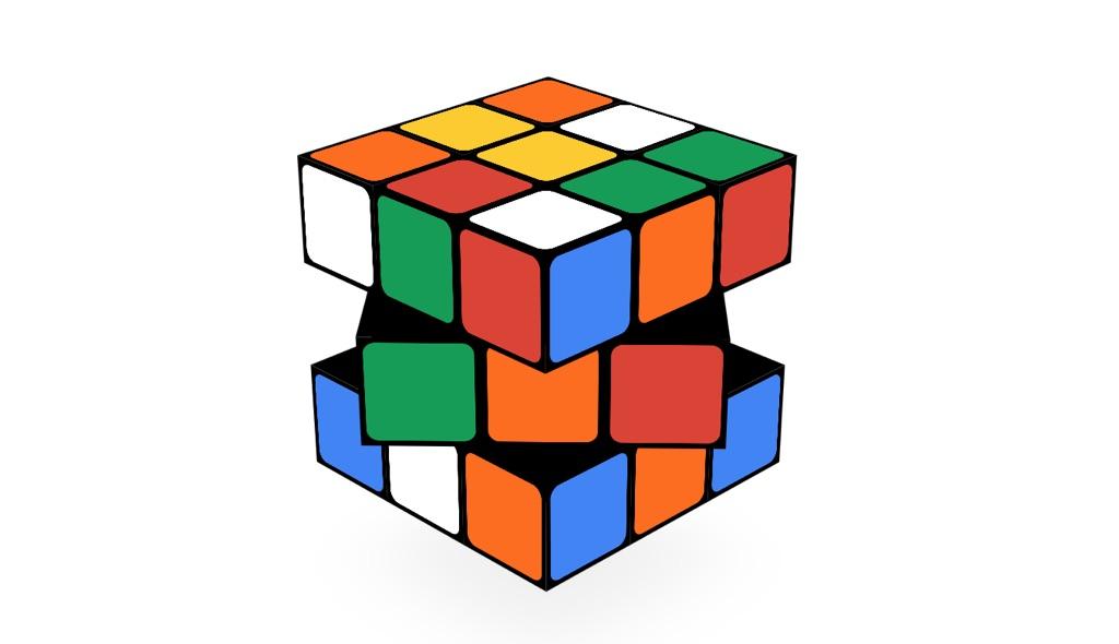 cubo rubik google
