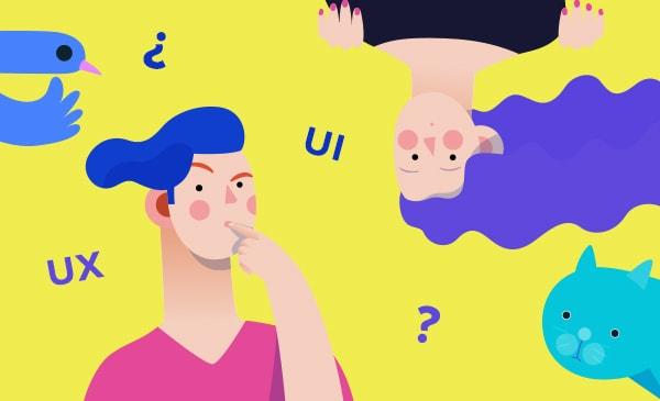 Diferencias entre UX y UI ¿Cuántas conoces?